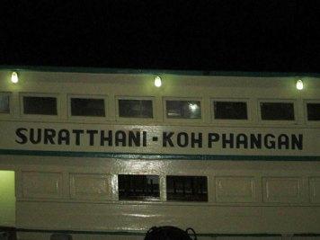 SURATTHANI-KOH-PHANGAN