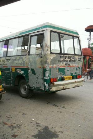 AUTOBUS-INDIA-BUS