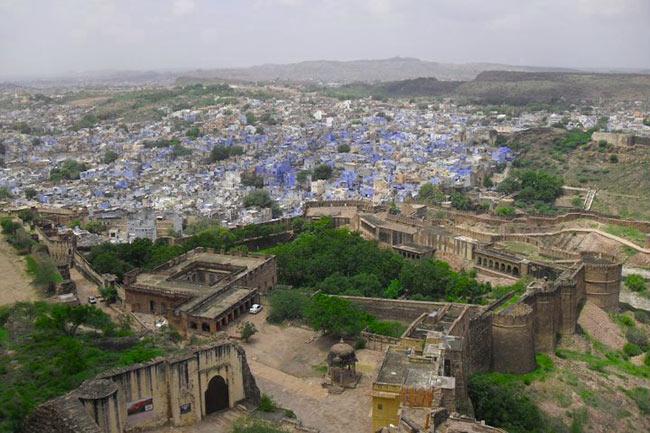 jodhpur-india-città-blu