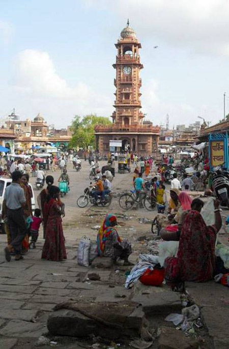 JAISALMER-INDIA-RAJASTHAN