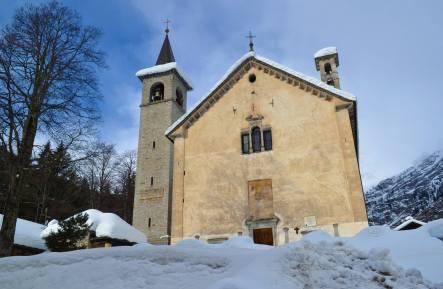 Chiesa di Pecetto