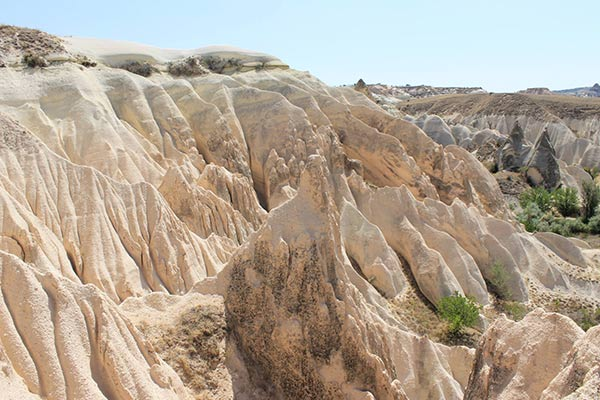 FORMAZIONI-TUFO-CAPPADOCIA
