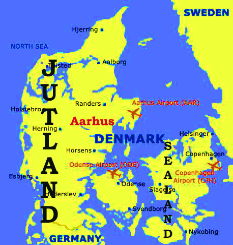 società che risale Aarhus Universitet