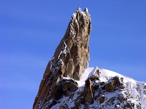 Il Dente del Gigante Monte Bianco