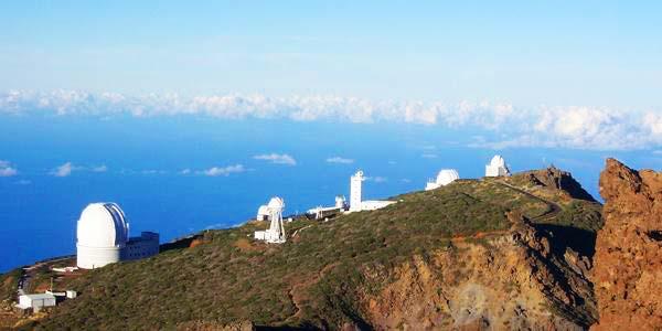 Osservatorio Caldera Taburiente