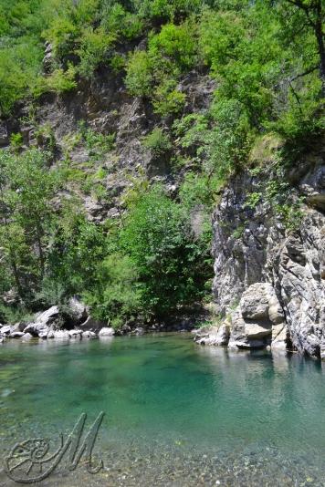 Specchi d'acqua in Valtaro