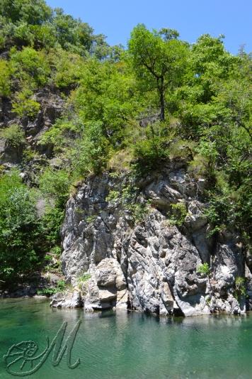 Laghetti del fiume Taro