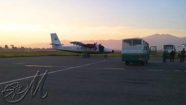 aereo kathmandu lukla
