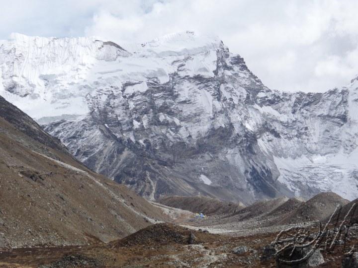 La Valle del Ghiacciaio del Lhotse