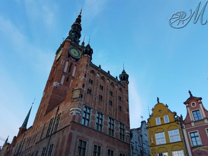 Il Municipio di Danzica