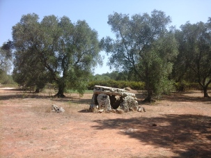 dolmen placa (Melendugno)