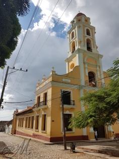 iglesia de sab francisco trinidad