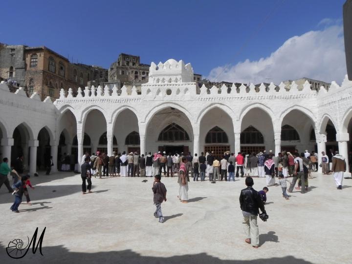 yemen-mosque